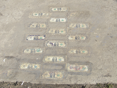 QUERY: ASHBURY PARK SIDEWALK DOLLARS