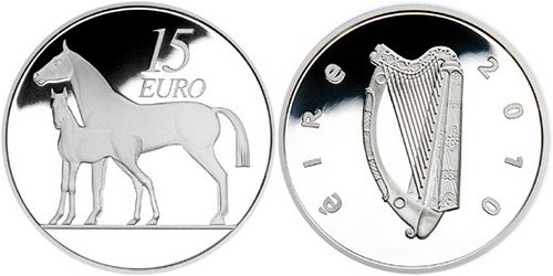 IRELAND'S �BARNYARD� EURO COIN SERIES EXTENDS CLASSIC DESIGNS