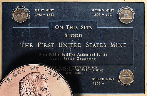 THE 2017-P MINTMARKED CENT