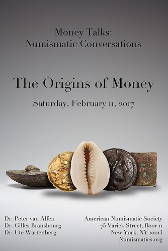ANS MONEY TALK: THE ORIGINS OF MONEY