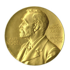 CHRISTIE?S TO OFFER NOBEL PEACE PRIZE MEDAL