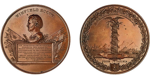 SPINK USA OFFERS PAQUET AND WRIGHT MEDALS