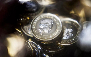 DUMMY MACHINE CALIBRATION ONE POUND COINS