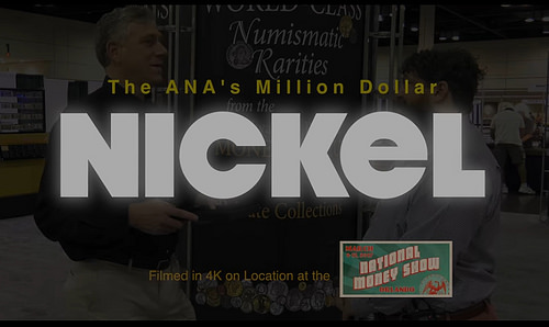 VIDEO: THE 1913 LIBERTY HEAD NICKEL