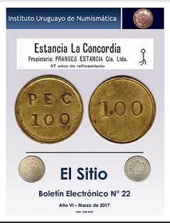 EL SITIO NO. 22 PUBLISHED