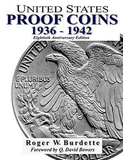 BOOK REVIEW: UNITED STATES PROOF COINS, 1936-1942