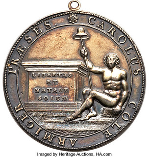 THE TUESDAY CLUB MEDAL