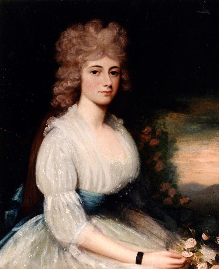 Picture of Louisa Catherine (Johnson)  Adams