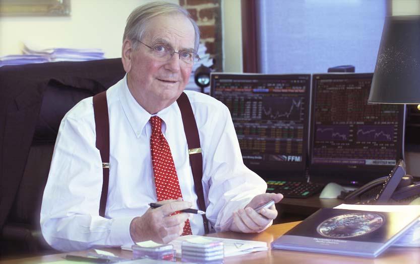 """Picture of Eugene Herr """"Gene"""" Gardner"""
